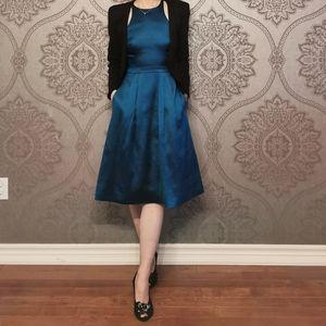 Free gift* J. Crew collection silk wool dress